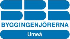 SBR Umeå-logotype